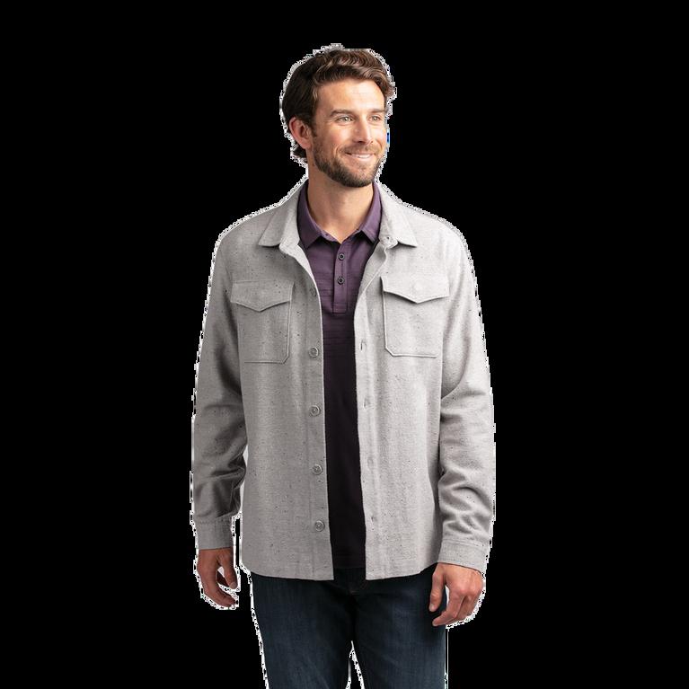 Hudson Flecked Jacket