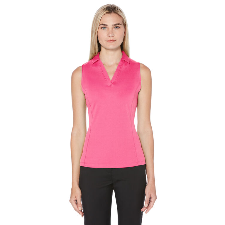 Sleeveless Airflow Top