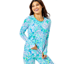 Renay Full Bloom Sunguard Long Sleeve Shirt
