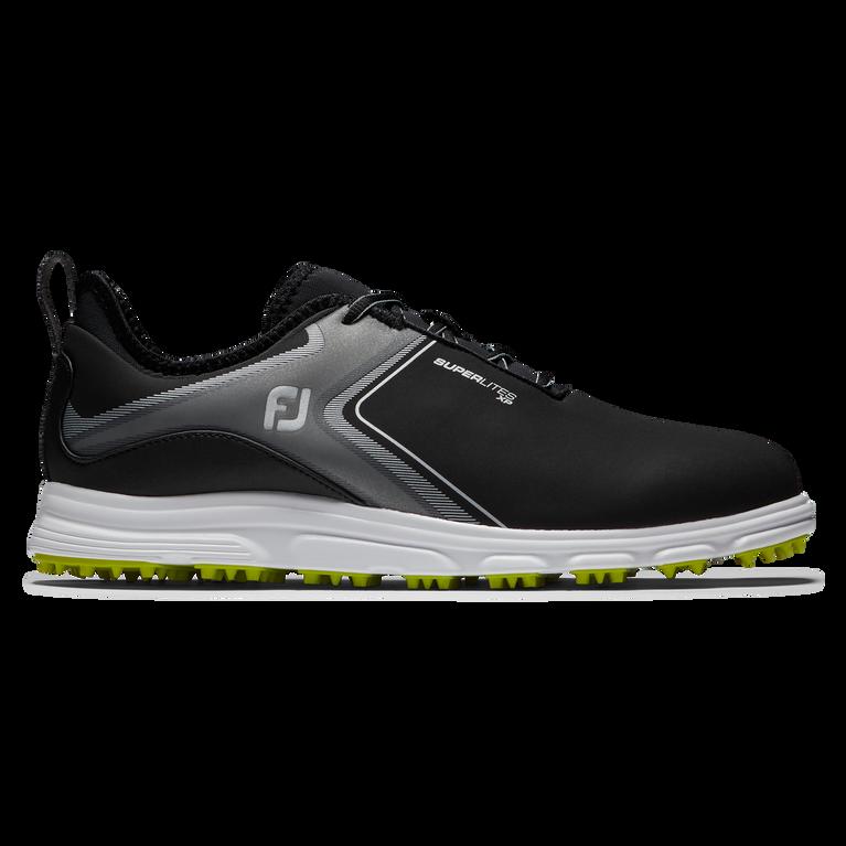 Superlites XP Men's Golf Shoe - Black/Lime
