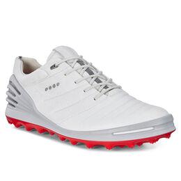 ECCO Cage Pro GTX 2 Men's Golf Shoe - White