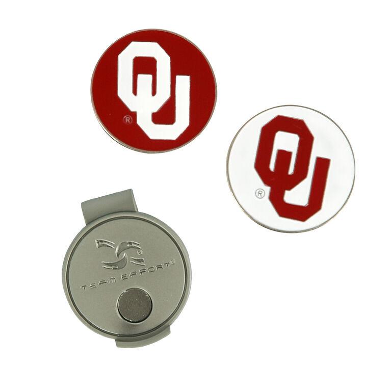Team Effort Oklahoma Hat Clip