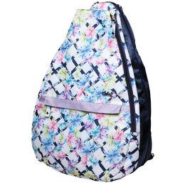 Pastel Lattice Tennis Backpack