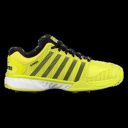 Hypercourt Express Men's Tennis Shoe - Yellow/Black