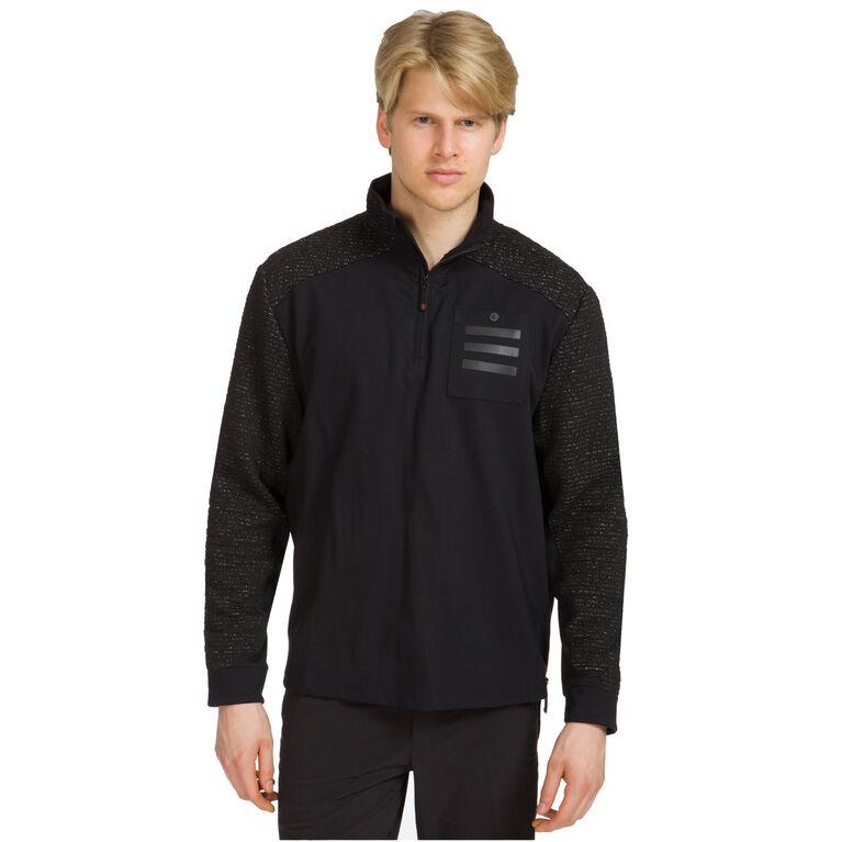 Fashion Quarter Zip Pullover