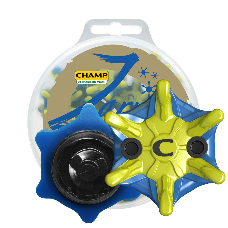 Champ Zarma Tri Lok Spikes