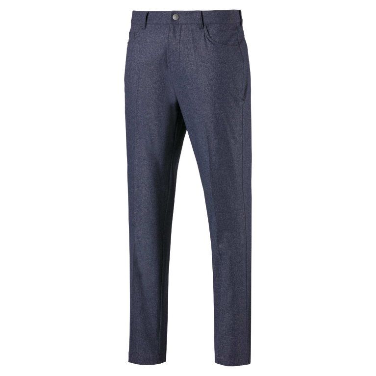 Jackpot 5 Pocket Heather Golf Pant