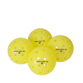 Dura Fast 40 Outdoor 4-Pack - Yellow