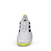 Alternate View 4 of Court Control Tennis Shoes - White/Black