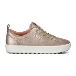 ECCO Golf Soft Low Women's Golf Shoe - Grey