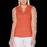 Airflux Sleeveless Polo Shirt