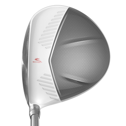 King F9 Women's Driver - White/Pink