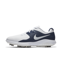 Nike Vapor Pro Men's Golf Shoe - White/Navy
