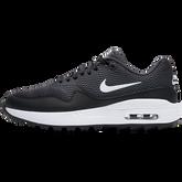 Alternate View 2 of Air Max 1 G Women's Golf Shoe - Black/White