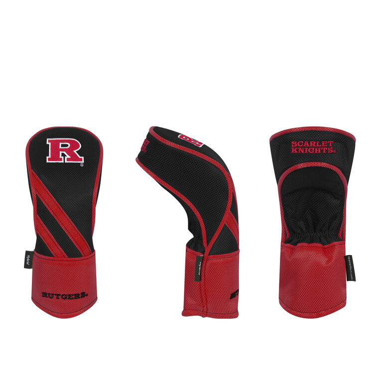 Team Effort Rutgers Scarlet Knight Hybrid Headcover
