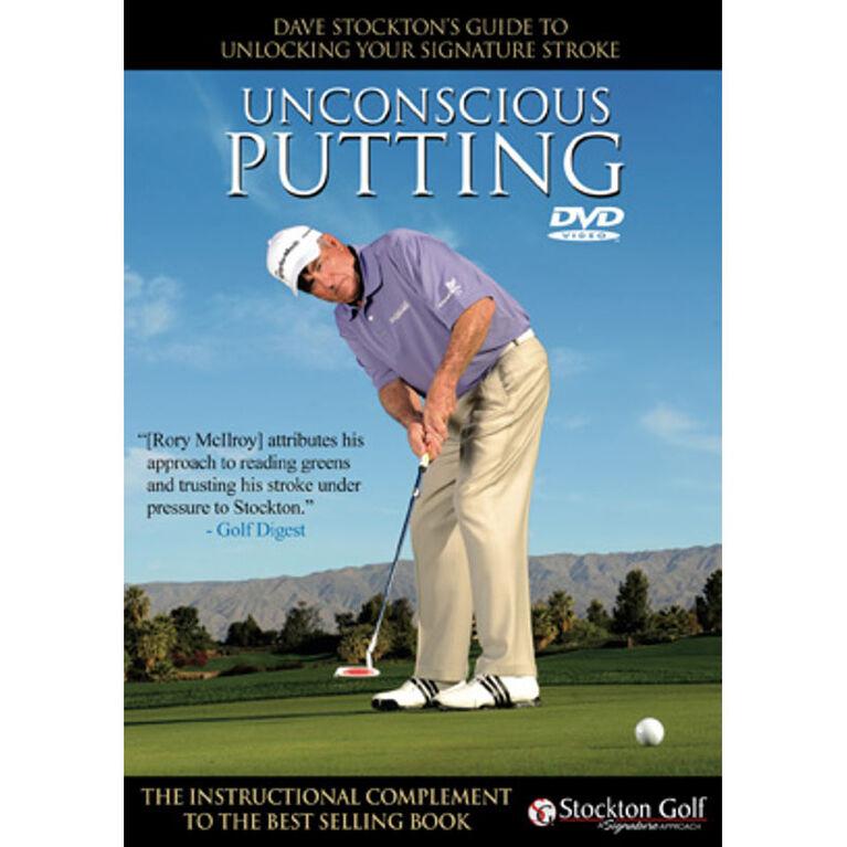 Unconscious Putting w/Dave Stockton DVD