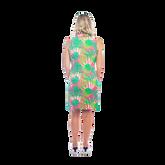 Alternate View 3 of St. Regis Sleeveless Palm Print Dress