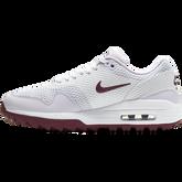 Alternate View 3 of Air Max 1 G Women's Golf Shoe - White/Purple