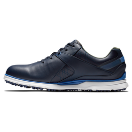 PRO|SL Men's Golf Shoe - Navy/Light Blue