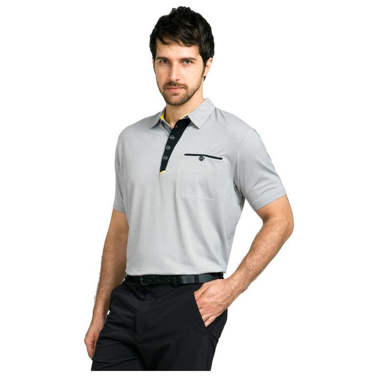 Jamie Sadock Light Grey Polo