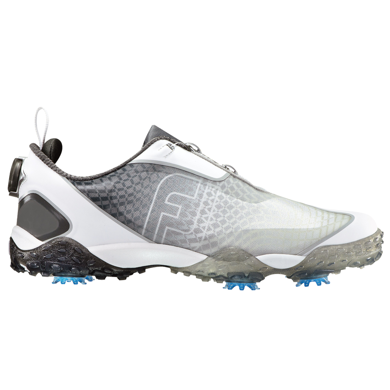 FootJoy Freestyle 2.0 BOA Men's Golf Shoe - Charcoal/White (Previous Season Style)
