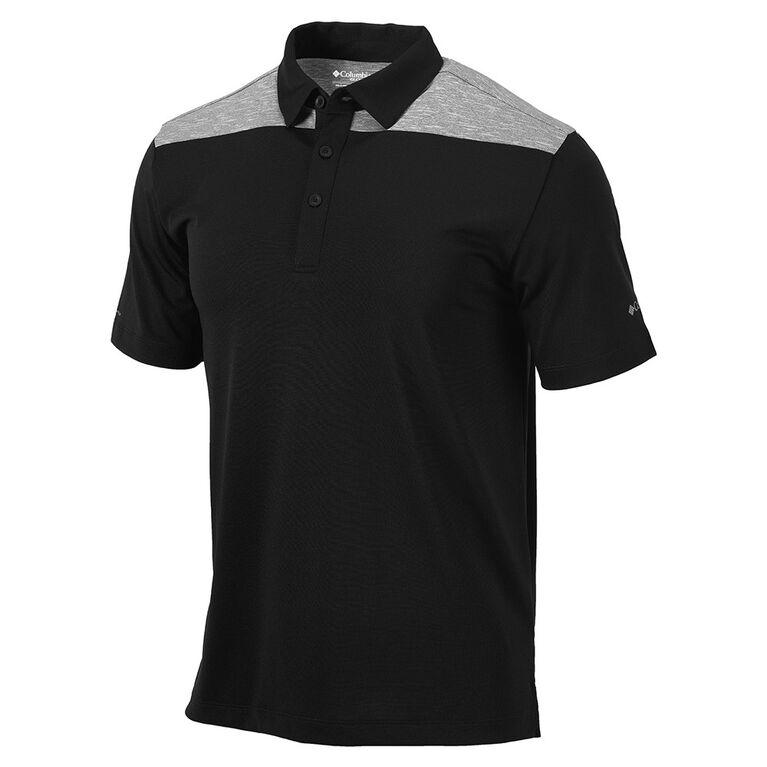 Columbia Omni-Wick Utility Short Sleeve Polo