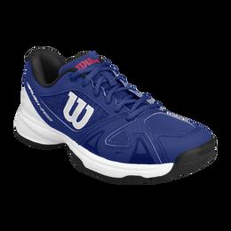 Wilson Rush Pro Jr 2.5 Tennis Shoe - Blue/White