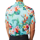 Alternate View 1 of Tropics Floral Polo