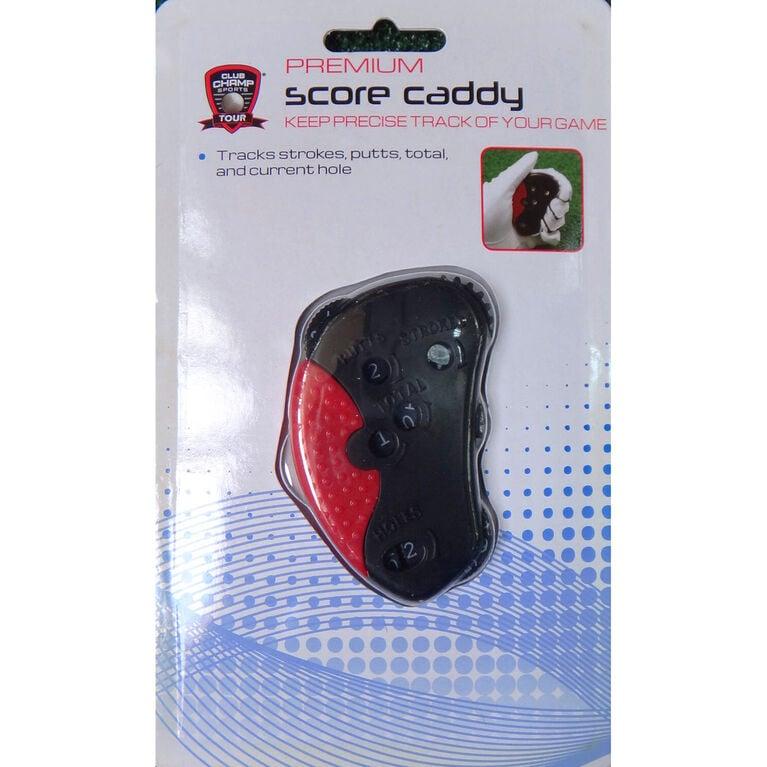 Premium Score Caddy