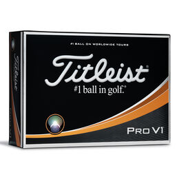 Titleist Pro V1 Double Digit Golf Balls - Personalized