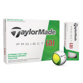 Alternate View 1 of TaylorMade Project (a) Golf Balls - Personalized