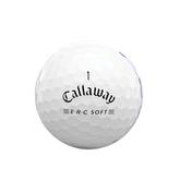 Alternate View 2 of ERC Soft Triple Track Golf Balls