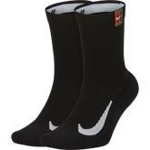 NikeCourt Multiplier Cushioned Tennis Crew Socks (2 Pairs)