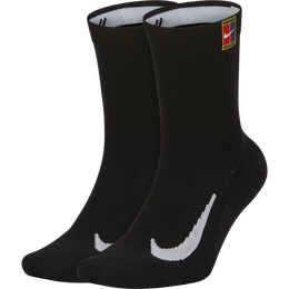 NikeCourt Multiplier Cushioned Tennis Crew Socks