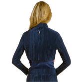 Alternate View 1 of Cupid Group: Long Sleeve Zip Shrug Jacket