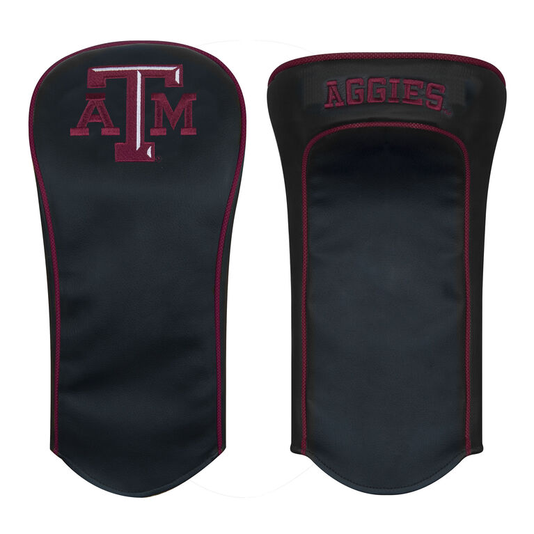 Team Effort Texas A&M Black Driver Headcover