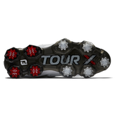 Alternate View 2 of TOUR X Men's Golf Shoe - White/Red