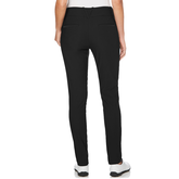 Alternate View 1 of Pull-On Woven Solid Stretch Golf Trouser