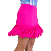 """Alternate View 4 of Rojito Collection:  Knife Pleat 15"""" Golf Skort"""