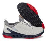 Alternate View 3 of BIOM Cool Pro Men's Golf Shoe - White/Red