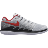 Nike Air Zoom Vapor X Men's Tennis Shoe - Light Grey