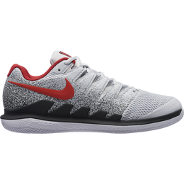 Nike Air Zoom Vapor X Men's Tennis Shoe - Light Grey