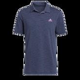 Alternate View 6 of Mesh Broken-Stripe Polo Shirt