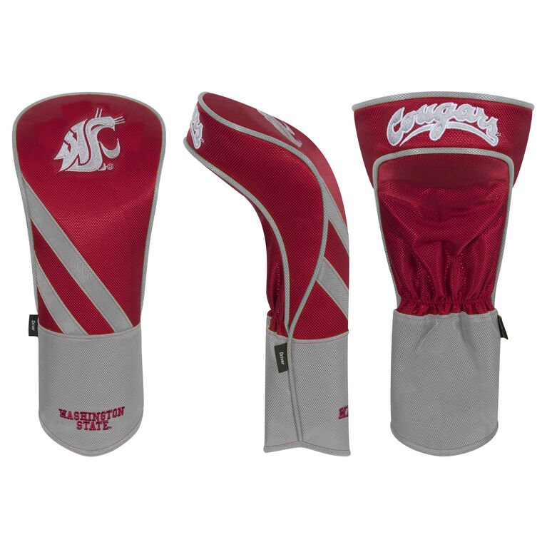 Team Effort Washington State Cougars Driver Headcover