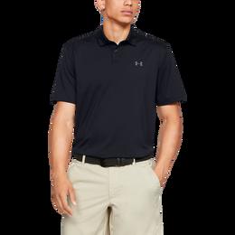 Performance Polo Textured Men's Golf Polo Shirt