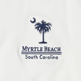 Alternate View 1 of Myrtle Beach Moon and Palm Polo