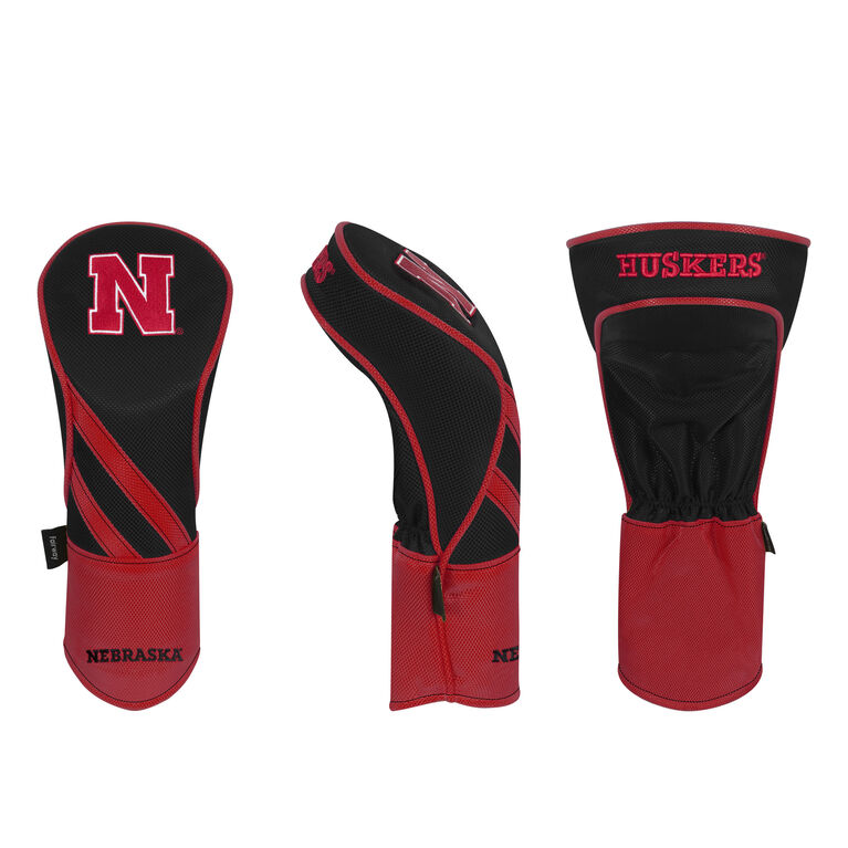 Team Effort Nebraska Cornhuskers Fairway Headcover