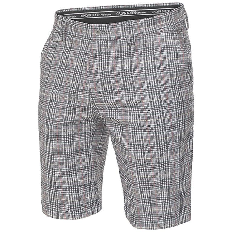 Plaid Paco Shorts