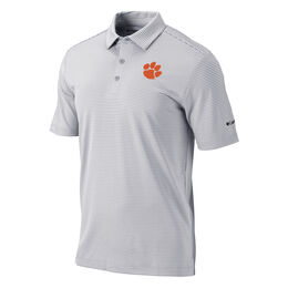 Clemson Tigers One Swing Polo