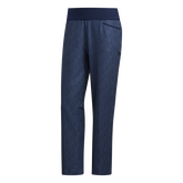 Alternate View 1 of Classic Blues Collection: Zig-Zag Print Ankle Pant